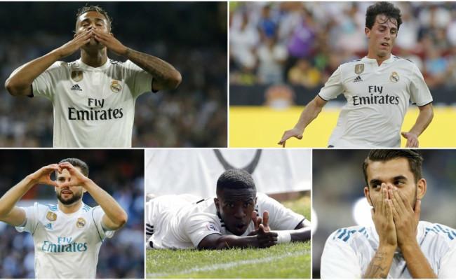 1d99d301b946e Real Madrid čaká náročný ligový program. Dnes postaví viacero náhradníkov