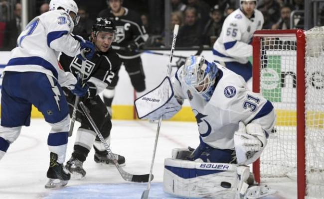 6aa6cbed23e6b Slovenský brankár Peter Budaj v NHL mení dres, vracia sa naspäť do Los  Angeles
