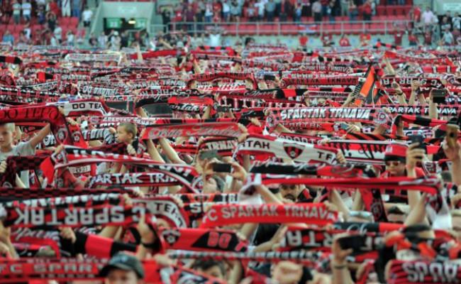 74b8f0b876 Liga majstrov (2. predkolo – odveta)  FC Spartak Trnava – Legia Varšava  (online)