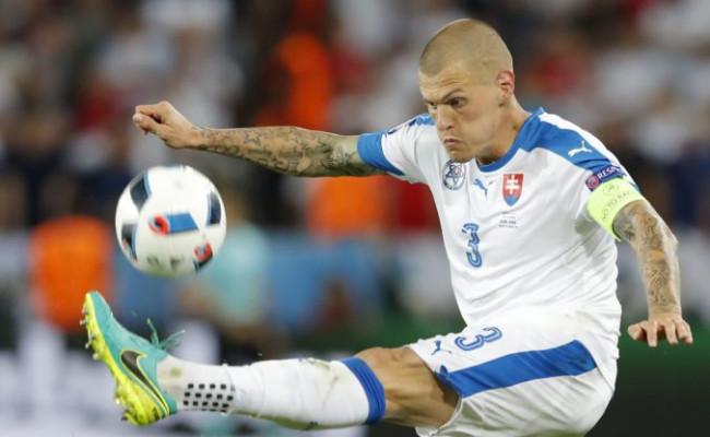 a9d19bf0de115 Foto: Slovensko jasne zdolalo oslabené Dánsko, ktoré v Trnave nastúpilo s  amatérmi (aktualizované)
