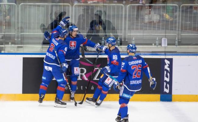 2c30f57214f94 Slovensko sa v príprave pred MS v hokeji 2019 dočkalo víťazstva, Rakúsko  inkasovalo päť gólov