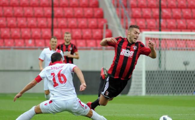 c2e438569da35 Spartak Trnava zvládol úvodný zápas predkola Ligy majstrov, hrdinom Jirka
