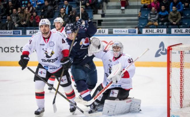 21ce4aa2fef39 HC Slovan Bratislava nestrelil na ľade Traktoru ani gól, v novej sezóne KHL  je stále bez bodu