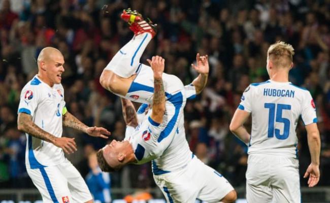 aa845cbae Slovenskí futbalisti začnú kvalifikáciu ME 2020 proti Maďarom, je známy  program všetkých zápasov