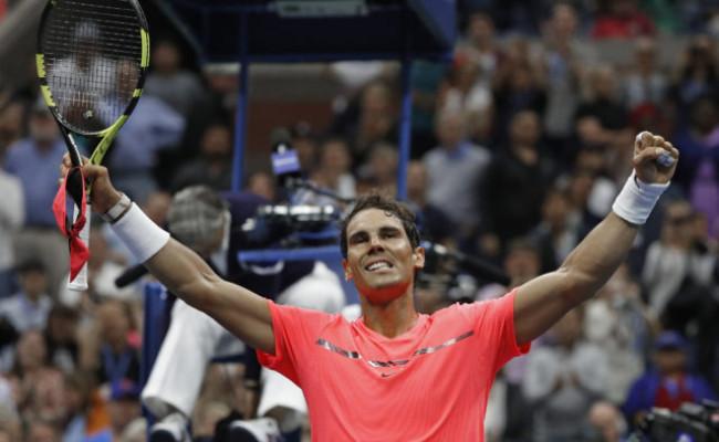 701a306ceeb1a Aktualizované: Nadal suverénne postúpil do semifinále US Open, Del Potro  vyradil Federera