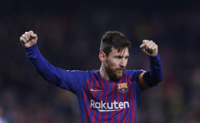 aa3d5ef945b2a Video: Messi exceloval pri 50. hetriku. Máme najlepšieho futbalistu na  svete, tvrdí kouč FC Barcelona