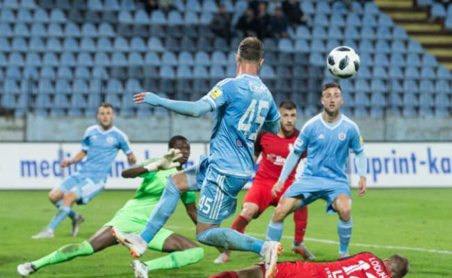 8456db4aac Žilina vo Fortuna lige deklasovala Senicu. Zvíťazili aj Slovan ...